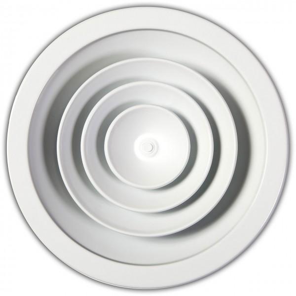 Anemostate circulare