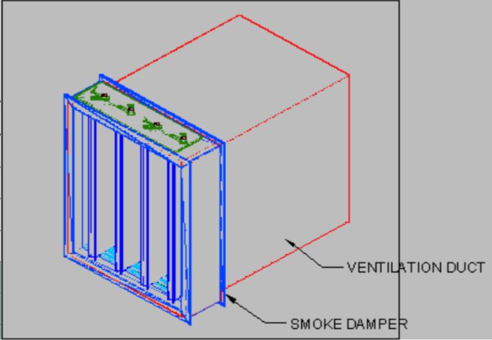 Smoke Control Dampers Sbi Steel Industry